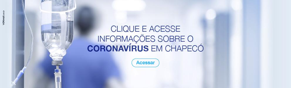 Informativo Coronavírus Chapecó